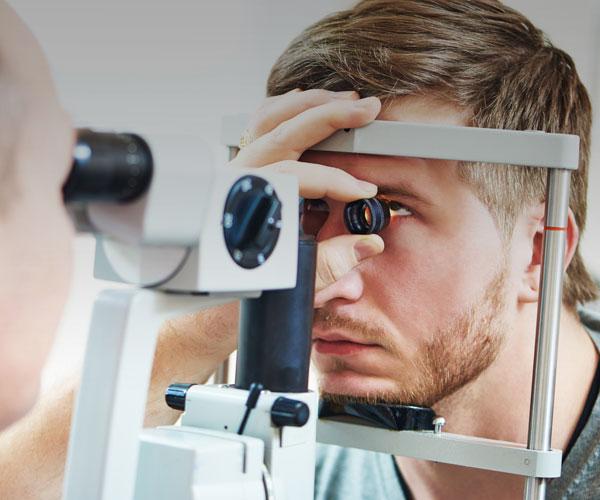 Équipements d'optique et lentilles